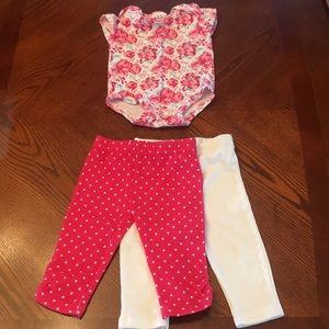 6/9 Month Baby Girl Clothes